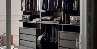 corner walk in wardrobe modular contemporary wooden ben