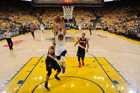 Oracle Arena Map Warriors Trounce Trail Blazers In Game 2 Golden State Warriors