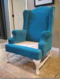 Martha Stewart Upholstery Fabric Tutorial How To Paint Upholstery Fabric And Completely Transform
