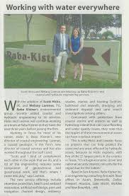 raba kistner consultants announces the hire of richard evers as
