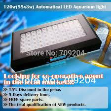 led aquarium light with timer free shipping 15 discount 120w led aquarium light with timer and