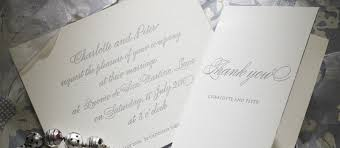 guide to luxury wedding invitations in uk the letter press