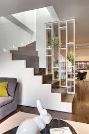 escalier entre cuisine et salon pourquoi créer un second jour chez soi garde corps séparation