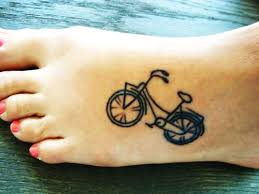 36 extraordinary bike tattoos for everyone who knows life is