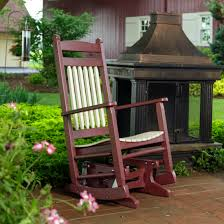 Chair Furniture Amish Outdoor Rocking Breezy Acres Furniture