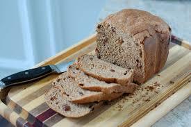 Whole Wheat Bread Machine Recipes Whole Wheat Cinnamon Raisin Bread For Bread Machine 100 Days
