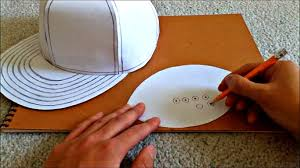 how to write raps on paper tutorial on how to make a flat brimmed paper hat new era style tutorial on how to make a flat brimmed paper hat new era style