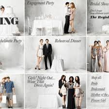 bloomies wedding registry bloomingdale s launches the wedding shop brides