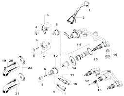 moen kitchen faucet diagram dazzling kohler kitchen faucets parts 1 amfag faucet forte jado
