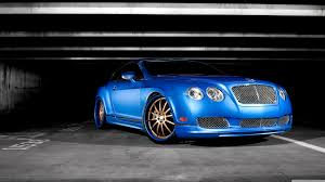 matte bentley bentley continental gt blue 4k hd desktop wallpaper for 4k