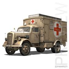 opel blitz 3d opel blitz ambulance model автомобили pinterest ambulance