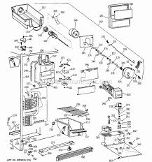 ge tfx25jpcgww parts list and diagram ereplacementparts com