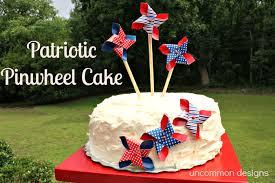 patriotic pinwheel cake my favorite no bake cake