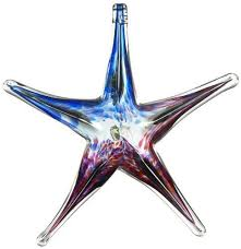 10 best seaside glass starfish images on seaside