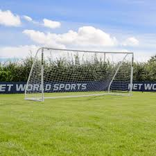 forza match standar soccer goal 16 x 7 soccer goal posts and net