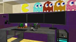 Gaming Setups Ultimate Minecraft Gaming Setup Youtube