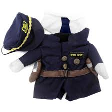 Pet Cat Halloween Costumes Compare Prices On Pet Police Costume Online Shopping Buy Low