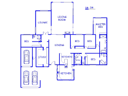 South African 3 Bedroom House Plans 4 Bedroom House For Sale For Sale In George South Home Sell