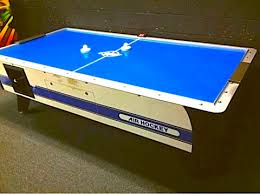 used coin operated air hockey table www airhockeyworld com the ultimate resource for competitive air