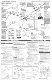 Overhead Door Manual Backyards Garage Door Installation Sectional