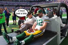 Six Flags Birthday Nfl Dad Week 6 Sorry Aaron Rodgers Have Some Birthday Cake