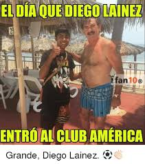 eldiaquediego lainez fan 10 entroal club america grande diego lainez