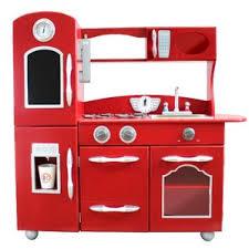 Kitchen Sets Red Play Kitchen Sets U0026 Accessories You U0027ll Love Wayfair