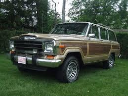 1970 jeep wagoneer for sale 1990 jeep grand wagoneer mokena illinois classic cars america