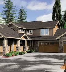 Two Story Craftsman by One Or Two Story Craftsman House Plan Country Craftsman House Plan