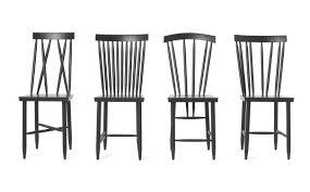 Esszimmerstuhl Eiche Ge T Stühle Skandinavisches Design Spritzig Auf Wohnzimmer Ideen Mit
