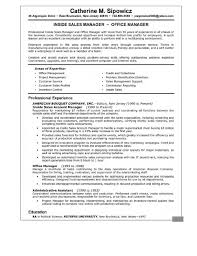 Branch Manager Resume Examples 28 Best Resume Sample For Sales Manager Sales And Marketing