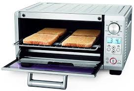 Toaster Oven With Auto Slide Out Rack Breville Bov450xl Mini Smart Oven Review