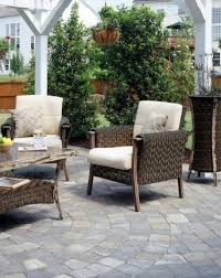 Circle Patio Furniture by 10 Best Paver Designs Images On Pinterest Paver Designs
