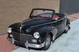 peugeot second hand prices 1955 peugeot 203 convertible classic driver market