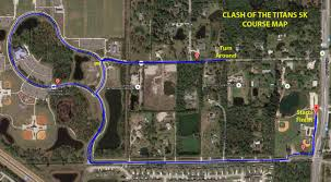 Odyssey Map Odyssey Charter 5k New Venue At Field Of Dreams Park