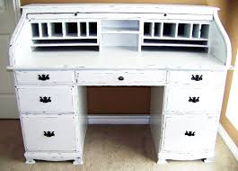 How To Make Furniture Look Rustic by How To Paint Furniture Desk Makeover The 36th Avenue