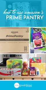 Pnatry How To Use Prime Pantry To Make Your Life Easier One Good Thing