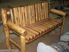 Rustic Log Benches - wood log bench remarkable 1000 ideas about benches on pinterest