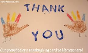 preschool thanksgiving craft parenting