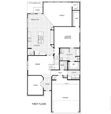 Floor Plans For Large Homes by Stallion Alamo Ranch San Antonio Texas D R Horton