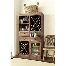 Modular Bar Cabinet Ballard Designs Modular Bar Collection 4 Set