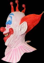Killer Klowns Outer Space Halloween Costumes Halloween Masks