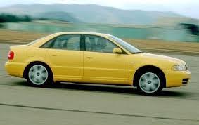 audi s4 2001 used 2002 audi s4 sedan pricing for sale edmunds
