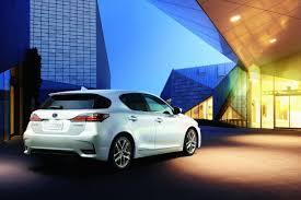 older lexus hatchback lexus adds details to back up 2014 ct200h facelift