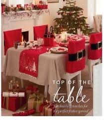 christmas chair covers avon santa belt christmas chair covers set of 4 christmas