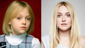 how old is dakota fanning dakota fanning from 5 to 23 years old youtube