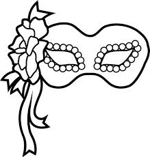 white mardi gras mask mask template printable for masks templates color mask template