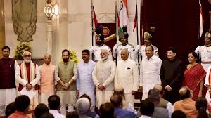 New Cabinet India A Message In Cabinet Reshuffle Pm Modi Won U0027t Shy Away From