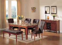 Granite Top Dining Table Dining Room Furniture Dinning Natural Stone Dining Table Granite Dining Table Wood