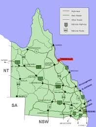 Map Of Queensland File Townsville Location Map In Queensland Png Wikimedia Commons
